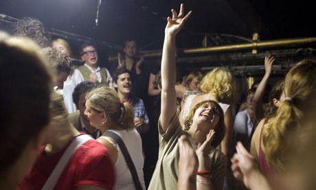 clubing in berlin